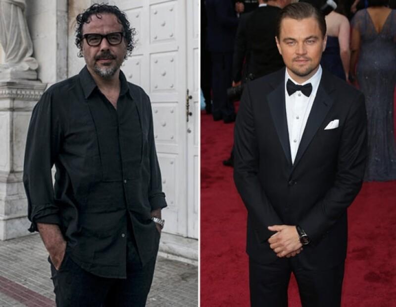 El cineasta mexicano será el encargado de dirigir la cinta The revenant, que protagoniza DiCaprio.
