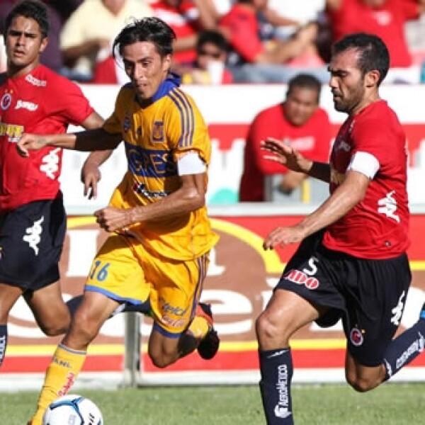 Tigres vs Veracruz1