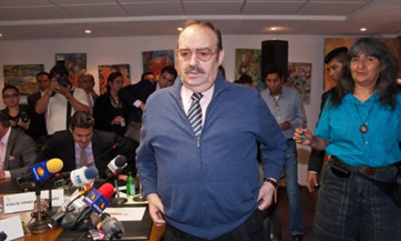 El grupo de Mario Vázquez Raña informó al IFT que ya no seguiría en el proceso. (Foto: Cuartoscuro)