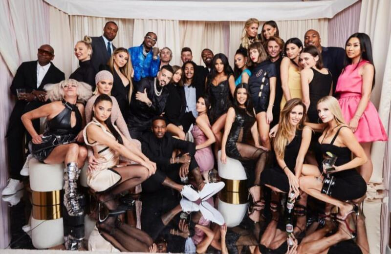 Fiesta de cumpleaños Kourtney Kardashian