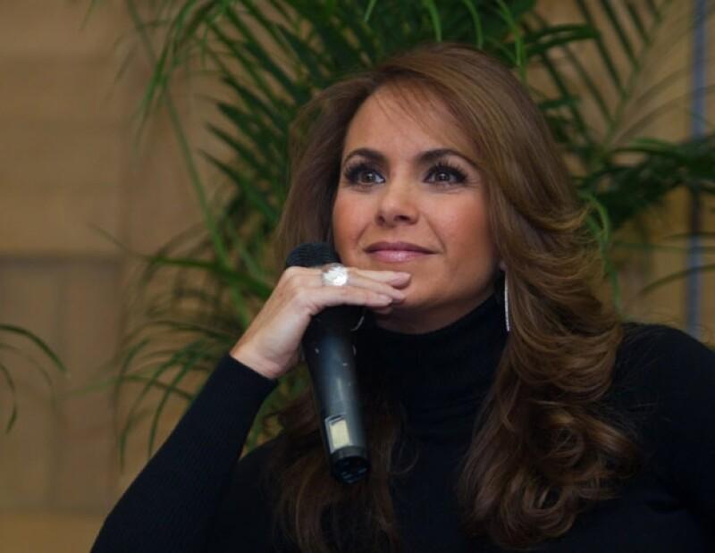 """A través de un comunicado se dio a conocer que la intérprete de """"Ya no"""" y """"Electricidad"""" fue llamada en febrero pasado por la cadena ABC para estelarizar """"Killer woman"""", pero lo rechazó."""