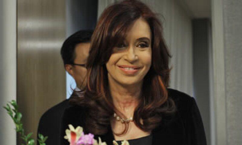 Fernández dijo que el FMI tiene un ensañamiento con Argentina. (Foto: Reuters)