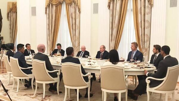 En el Kremlin