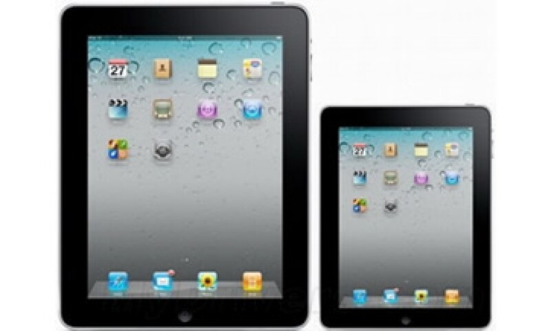 Steve Jobs descartó el lanzamiento de la iPad mini porque su tamaño limitaría la usabilidad de las aplicaciones. (Foto: Cortesía Fortune)