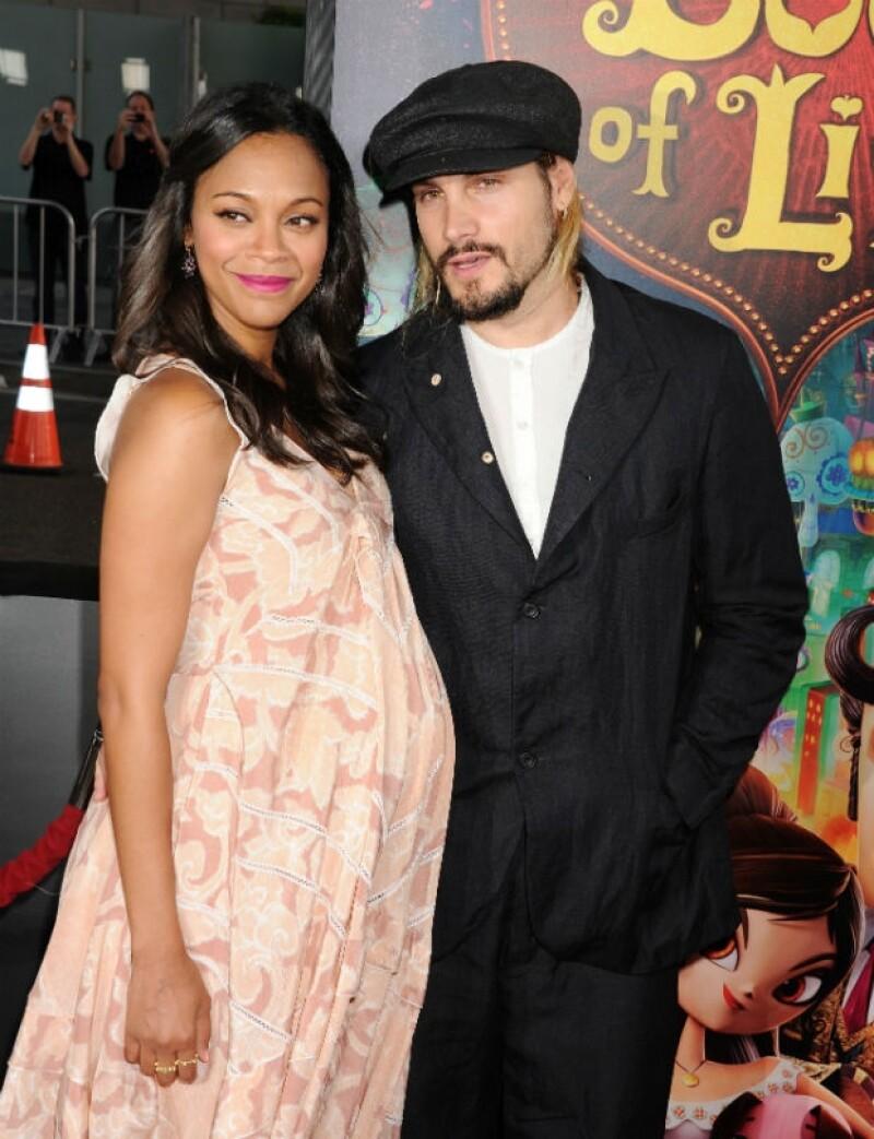 La actriz y su esposo Marco Perego se encuentran en la dulce espera de gemelos, pero finalmente una fuente cercana a la pareja da a conocer el sexo de los bebés.
