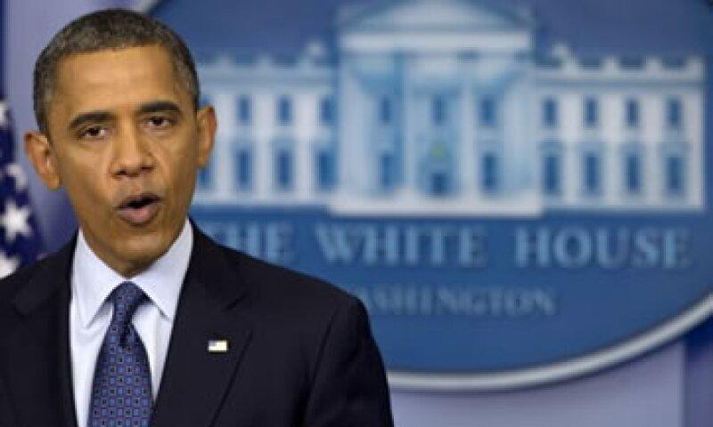 Obama hizo los comentarios al instar al Congreso a aprobar las medidas que propuso en septiembre para crear empleos. (Foto: AP)