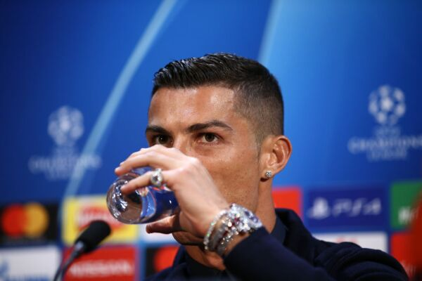 Reloj de Cristiano Ronaldo