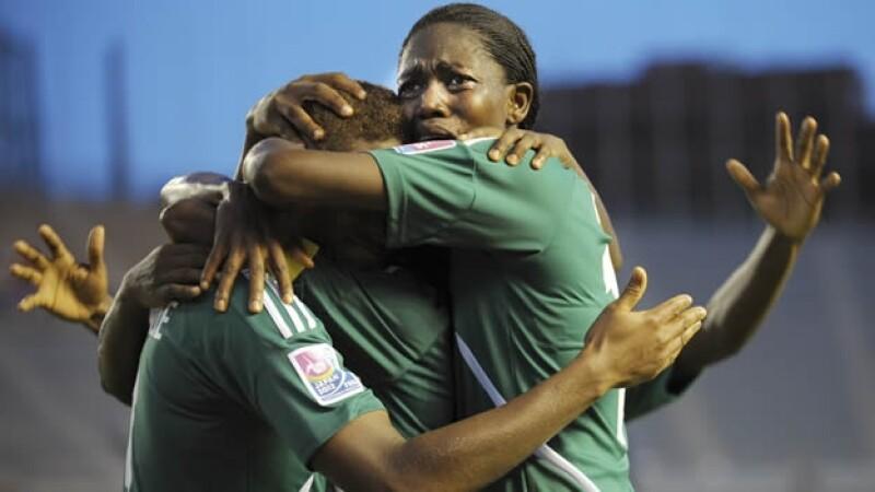 Desire Oparanozie Nigeria