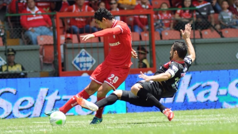 Toluca vs. Xolos cuartos de final