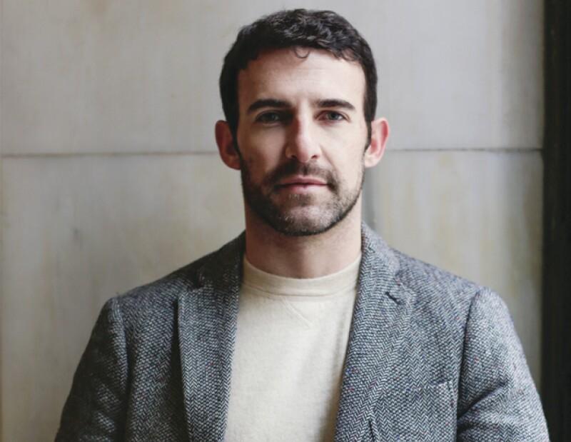 Carlos Huber, arquitecto mexicano, fanático de la historia y perfumista apasionado.