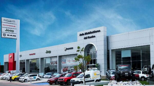 nueva tienda de FCA en Aguascalientes