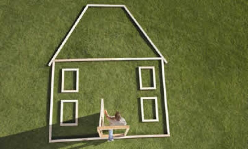 Los permisos para construir casas crecieron 8% a un ritmo de 1.08 millones de unidades. (Foto: Getty Images)