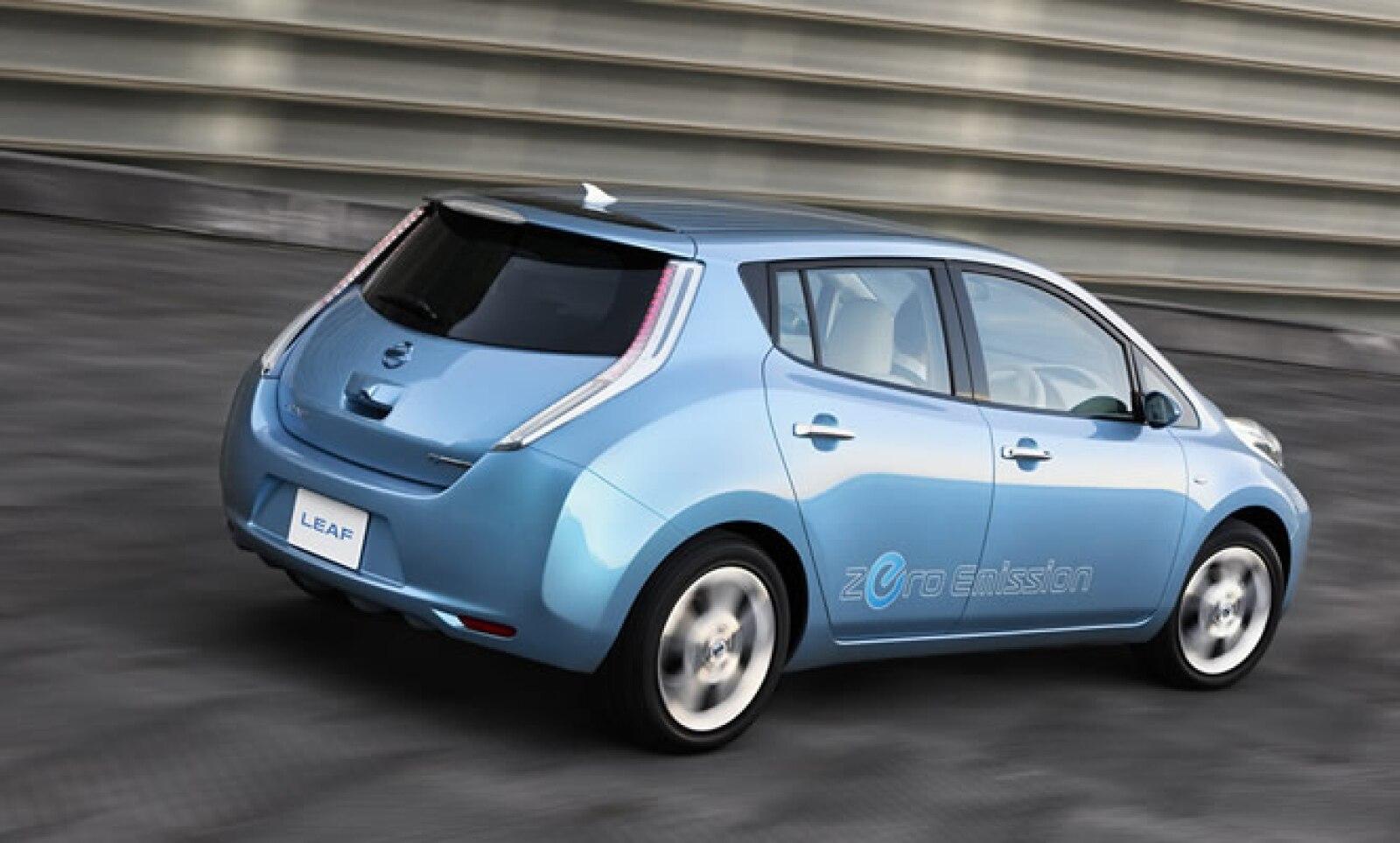 """""""Nuestra visión corporativa es que una nueva era está comenzando en la industria automotriz mundial, y estamos trabajando para encabezar el camino hacia una movilidad cero emisiones a nivel masivo en el mercado"""", dijo Muñoz."""