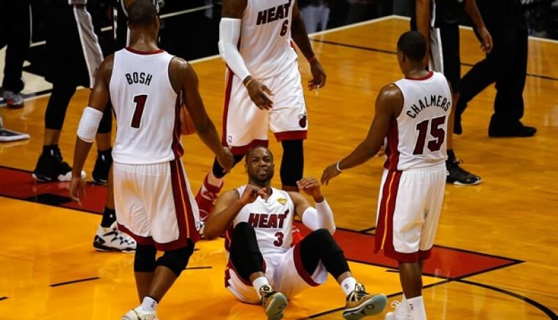 Miami Heat, final NBA, san antonio spurs