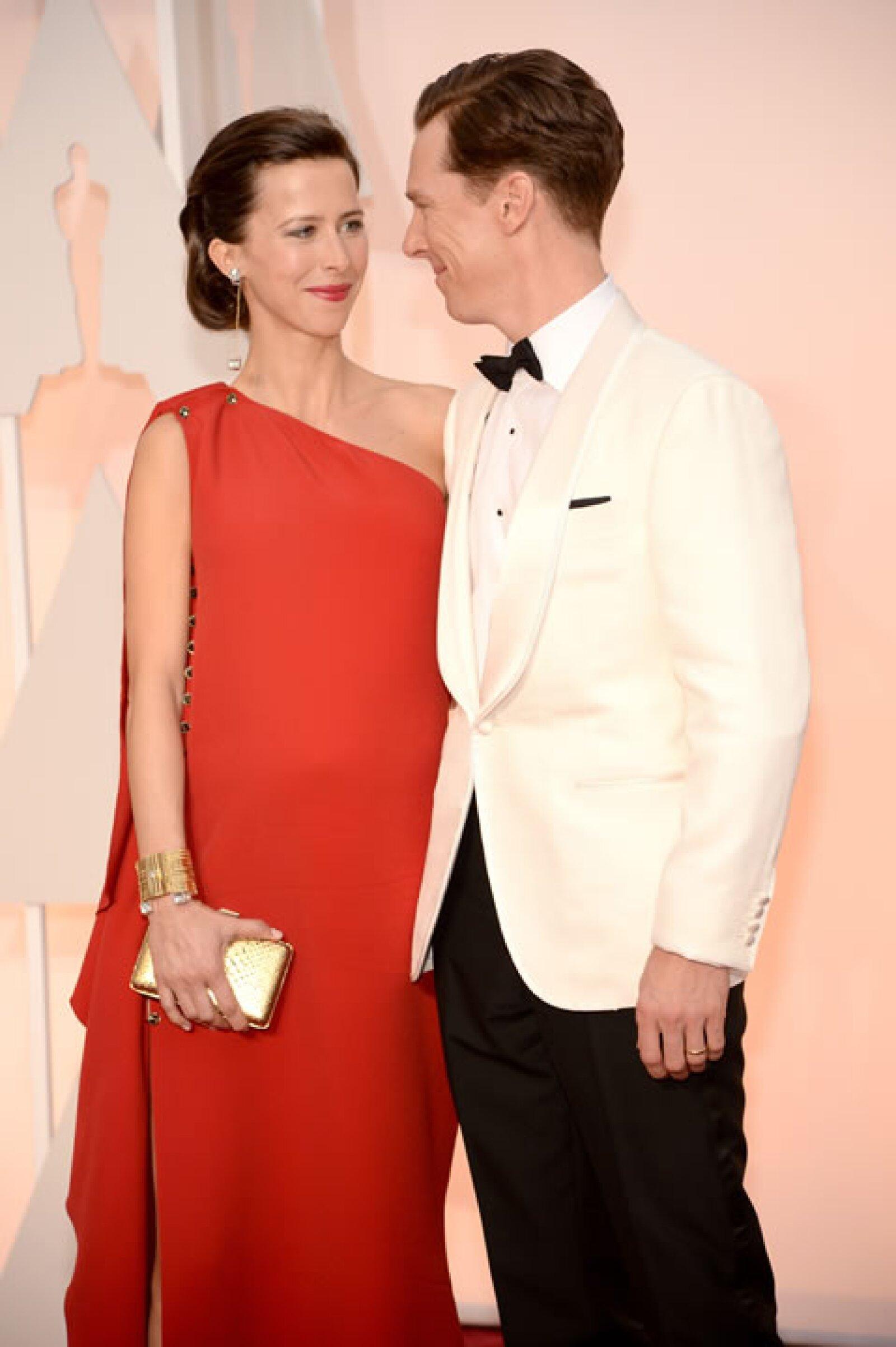 Sophie Hunter, Benedict Cumberbatch.