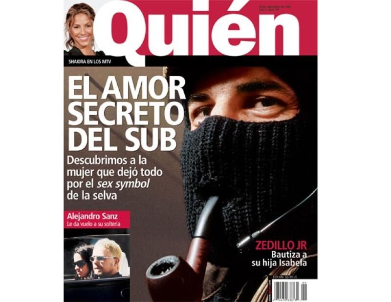 A través de un comunicado, el guerrillero Zapatista explica cómo su `personaje´de Marcos se fue convirtiendo en un `distractor´ y da a conocer al nuevo subcomandante a cargo.