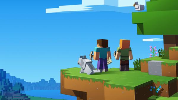 Aprende a programar con Minecraft
