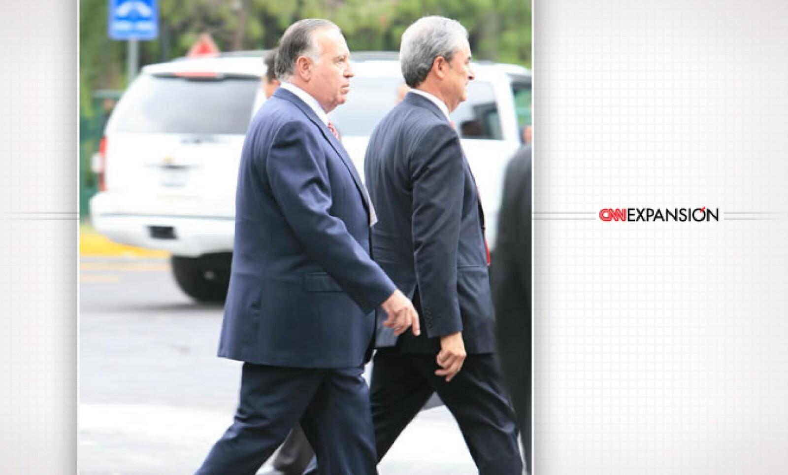Presidente del Consejo Empresarial Mexicano de Comercio Exterior, Inversión y Tecnología.