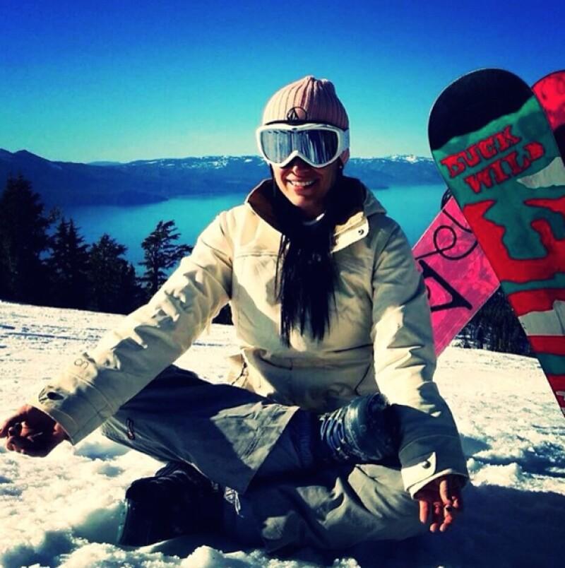 Su hermana Fernanda contó la intención que tenía Daniela de escalar una montaña, uno de los principios simbólicos de su filosofía de vida.
