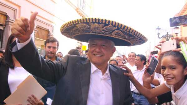 AMLO en Guanajuato