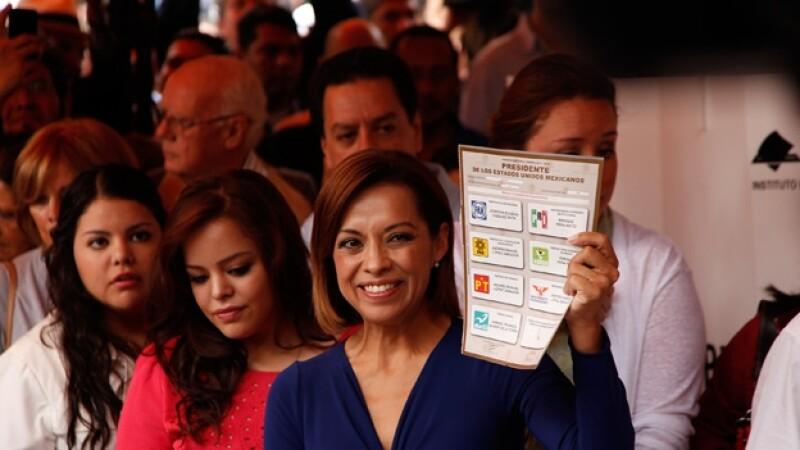 Josefina Vazquez Mota