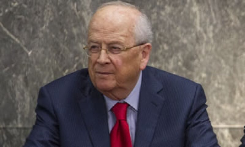 Claudio X. González prevé que la carrera con mayor demanda será la de ingeniero petrolero tras la reforma. (Foto: Cuartoscuro)