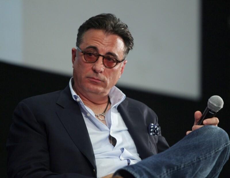 La película protagonizada por Andy García reunió en su primer fin de semana a 270 mil espectadores y se convirtió en una de las más exitosas en México.