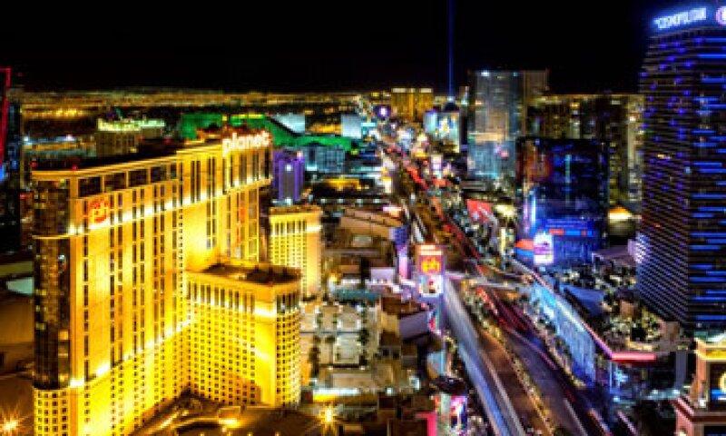 Las Vegas resulta ser uno de los sitios más llamativos para los aventureros asiáticos. (Foto: Getty Images)
