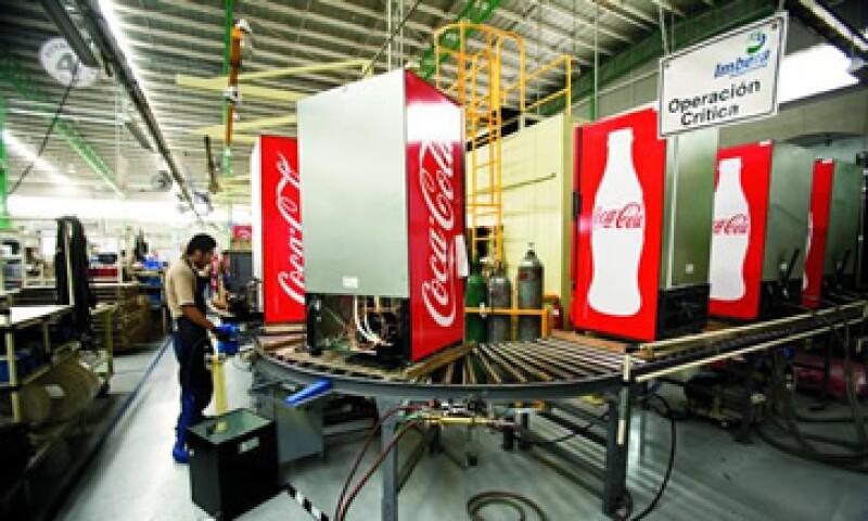 KOF es una sociedad entre FEMSA y Coca-Cola. (Foto: Archivo )