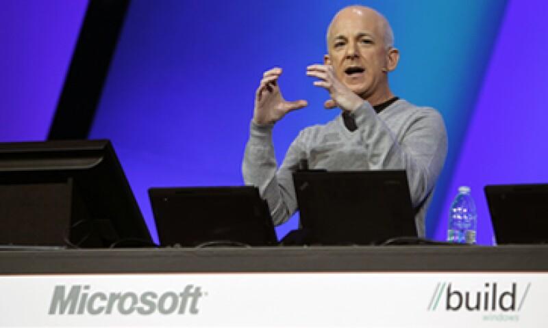 El tuit que causó la pelea entre Microsoft y Apple decía: