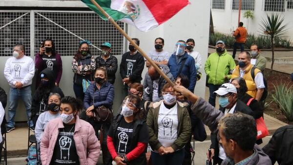 México recuerda víctimas de terremotos de 1985 y 2017 con misas y homenaje