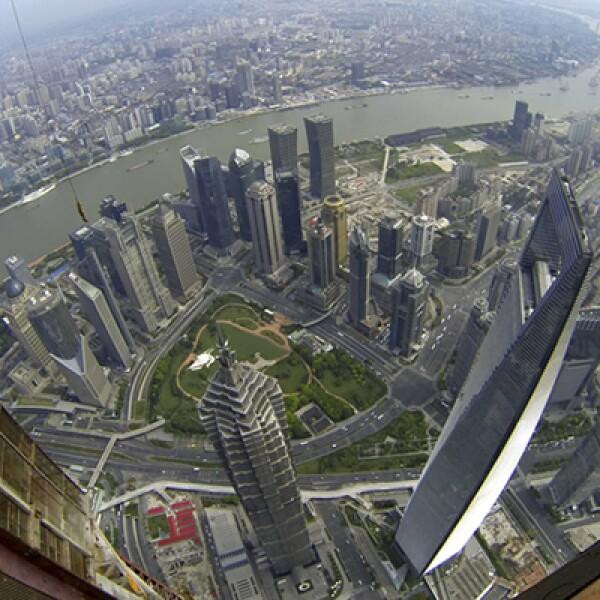 El rascacielos ayudará a atender la demanda de oficinas de gama alta ubicadas en un centro financiero internacional y una zona de libre comercio.