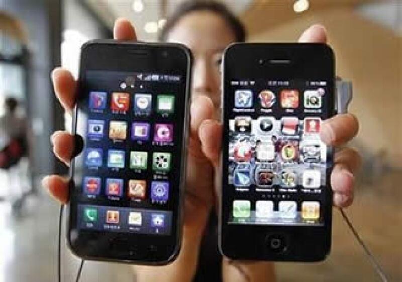 Se espera que sólo Apple y Samsung ganen participación en el mercado entre los grandes fabricantes. (Foto: Reuters)