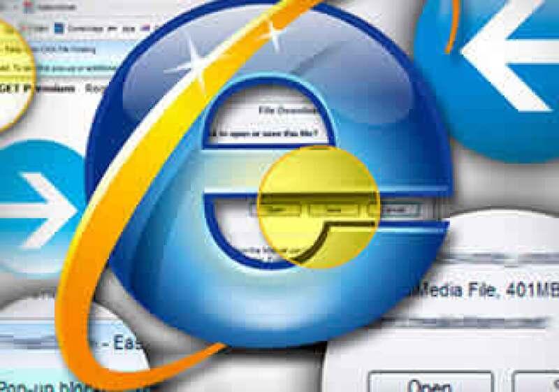 La medida fue impuesta debido a que Microsoft vende sus computadoras con el navegador Internet Explorer integrado. (Foto: Cortesía Microsoft)