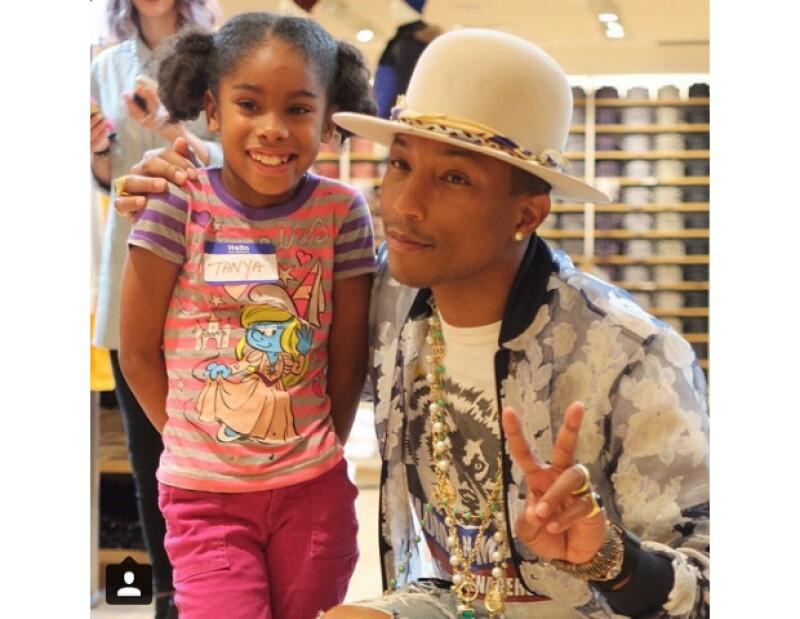 La niñez es un tema que preocupa al cantante, al grado de impulsarlos con su iniciativa en pro de la creatividad.