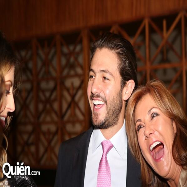 Juan Fernández,Claudia Racamier