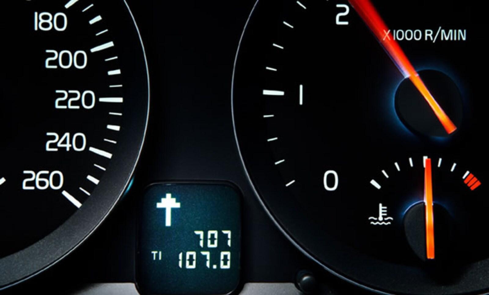 Su motor de 2.4 litros atmosférico o T5 de cinco cilindros en línea turbo alimentado, te provee de la adrenalina necesaria para tu vida.