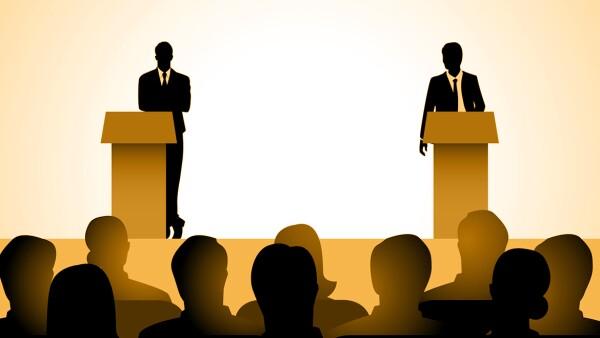 Todo lo que necesitas saber del primer debate presidencial