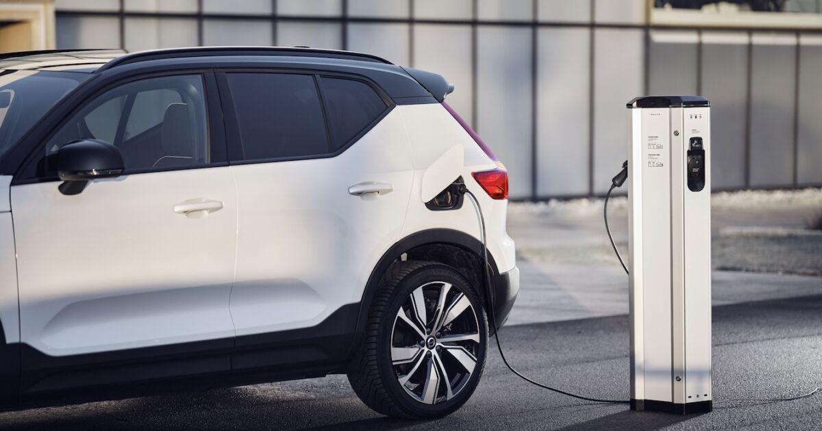 Volvo lanza su primer vehículo eléctrico en México y anuncia llegada de C40 en 2022