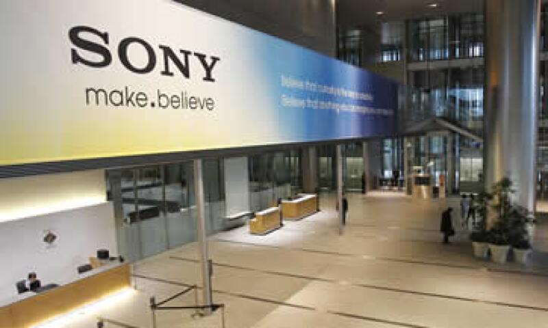 Sony tiene previsto anunciar sus ganancias trimestrales el 1 de noviembre. (Foto: AP)