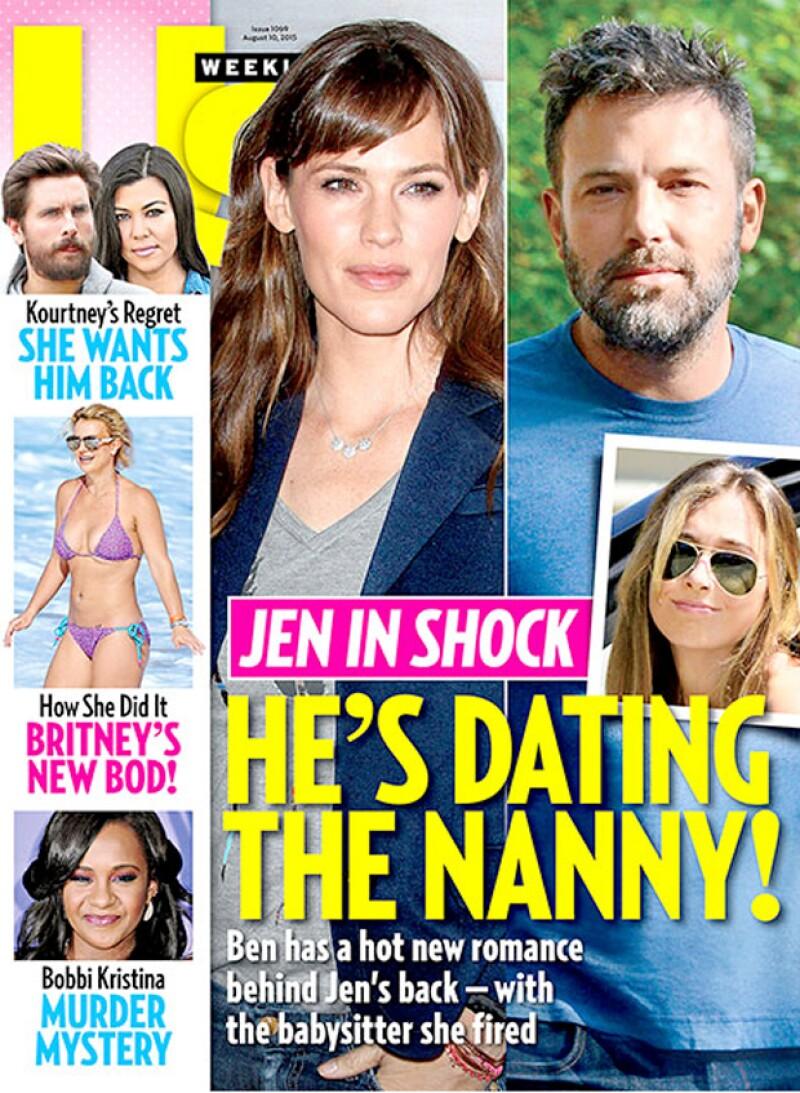 Ben Affleck y Jennifer Garner habrían contratado a la niñera en la primavera, cuando ellos ya enfrentaban la crisis matrimonial que terminaría en su divorcio.