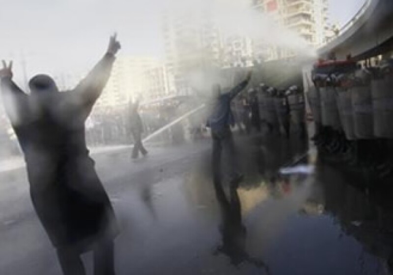 Desde el 25 de enero, las protestas para exigir la dimisión de Mubarak, no paran en Egipto. (Foto: Reuters)