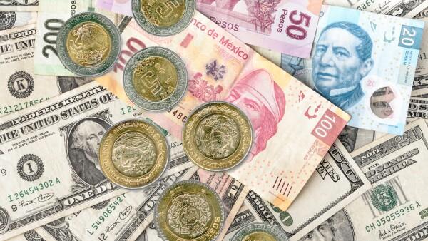 Comisión de cambios subasta dólares Banxico
