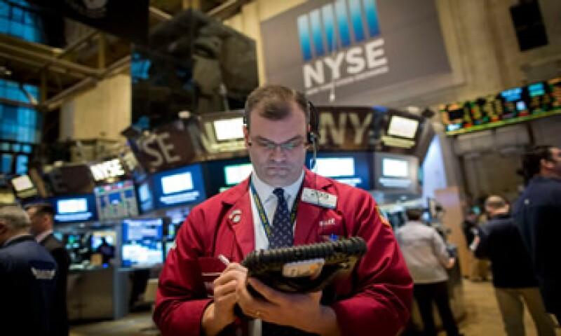 El Dow Jones avanzó 1.31%, mientras que la Bolsa mexicana cerró con una ganancia de 0.70%.(Foto: Reuters )