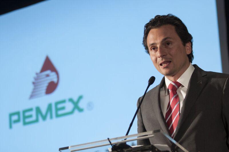 Emilio Lozoya en Pemex