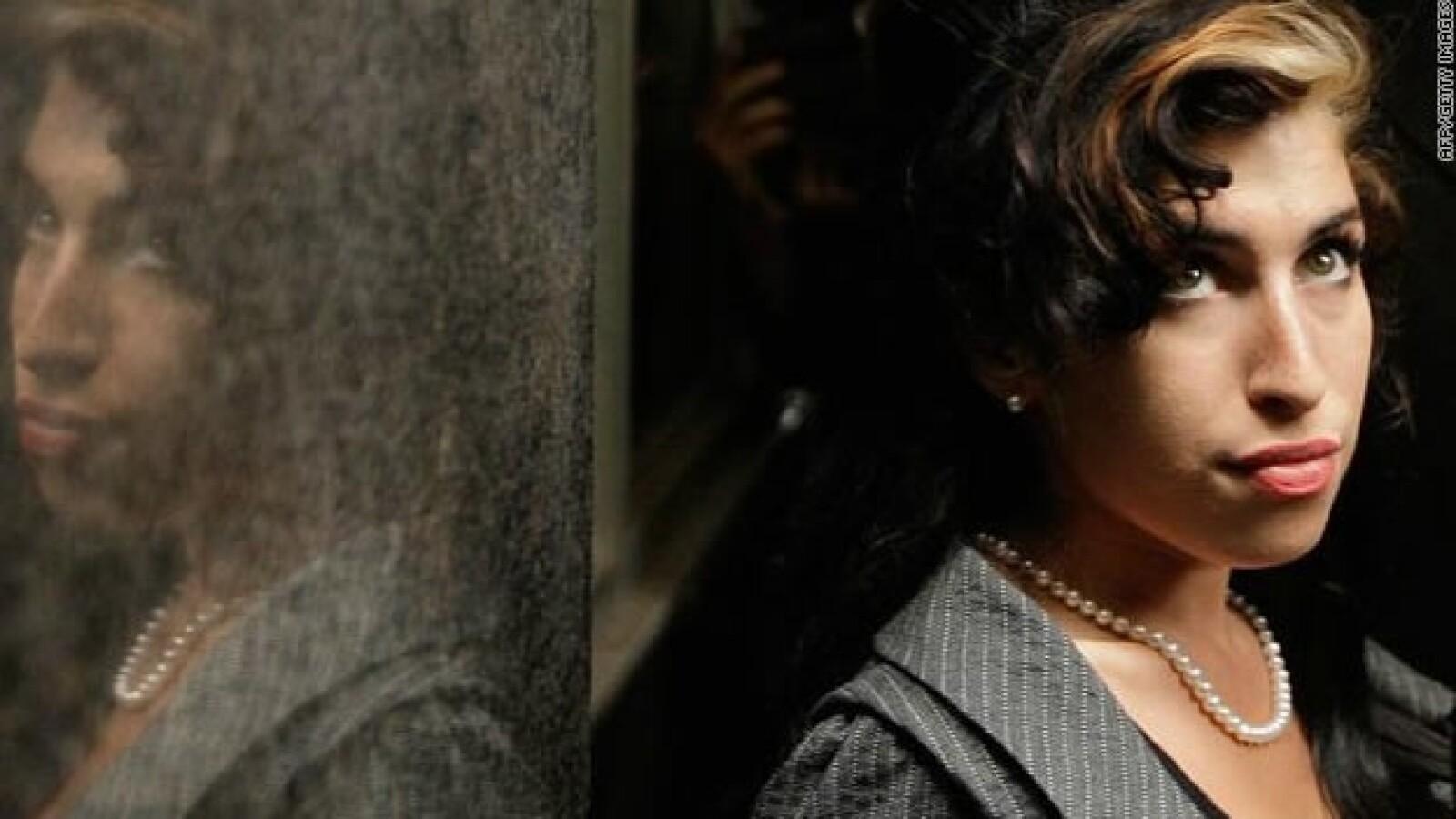 Amy WineHouse Vida Carrera