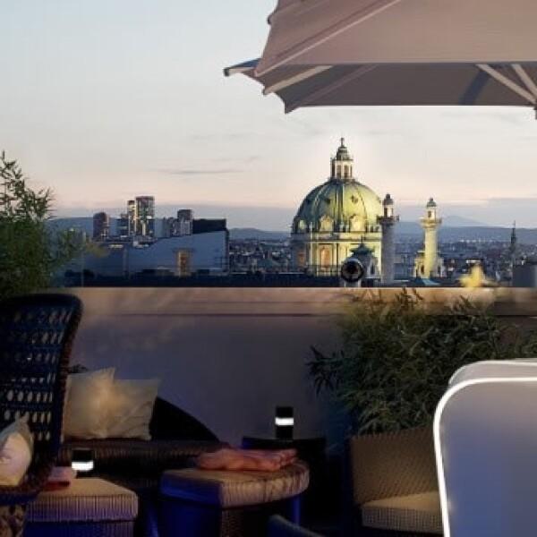 Ritz Viena/Cortesía