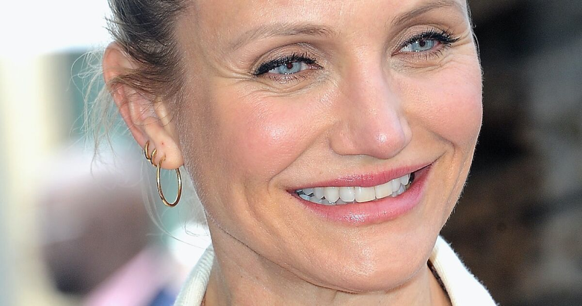 Cameron Diaz explains why she walked away from acting