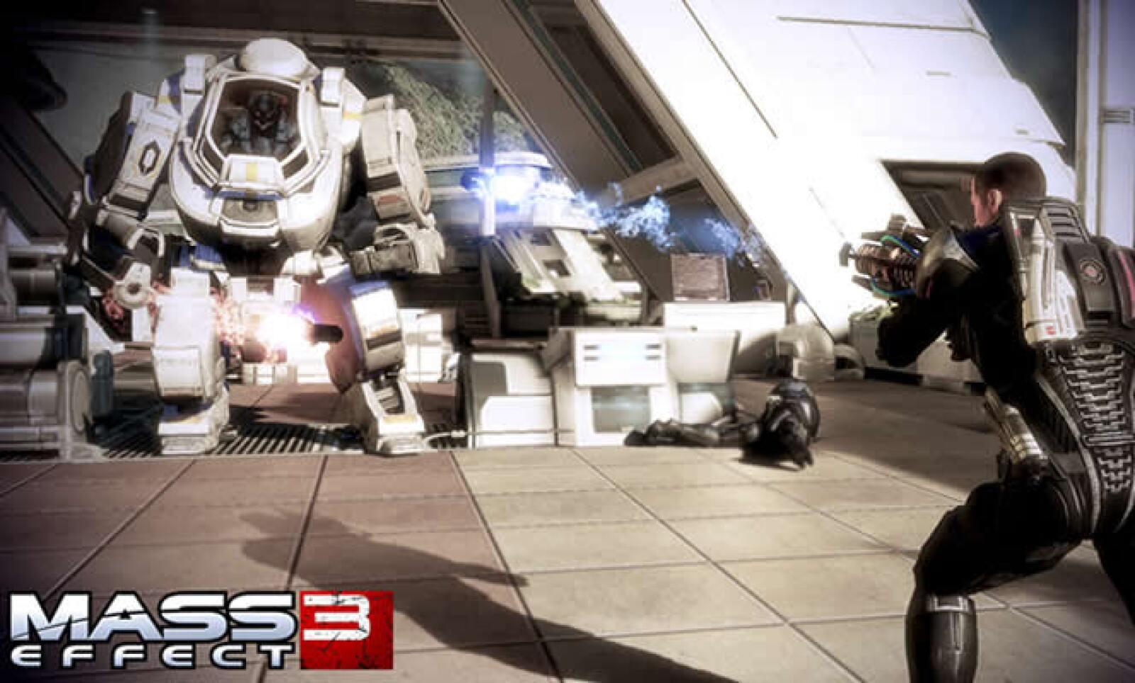 El cierre de la trilogía de uno de los mayores RPG de la historia. El comandante Sheppard tendrá que salvar la tierra, una última vez.