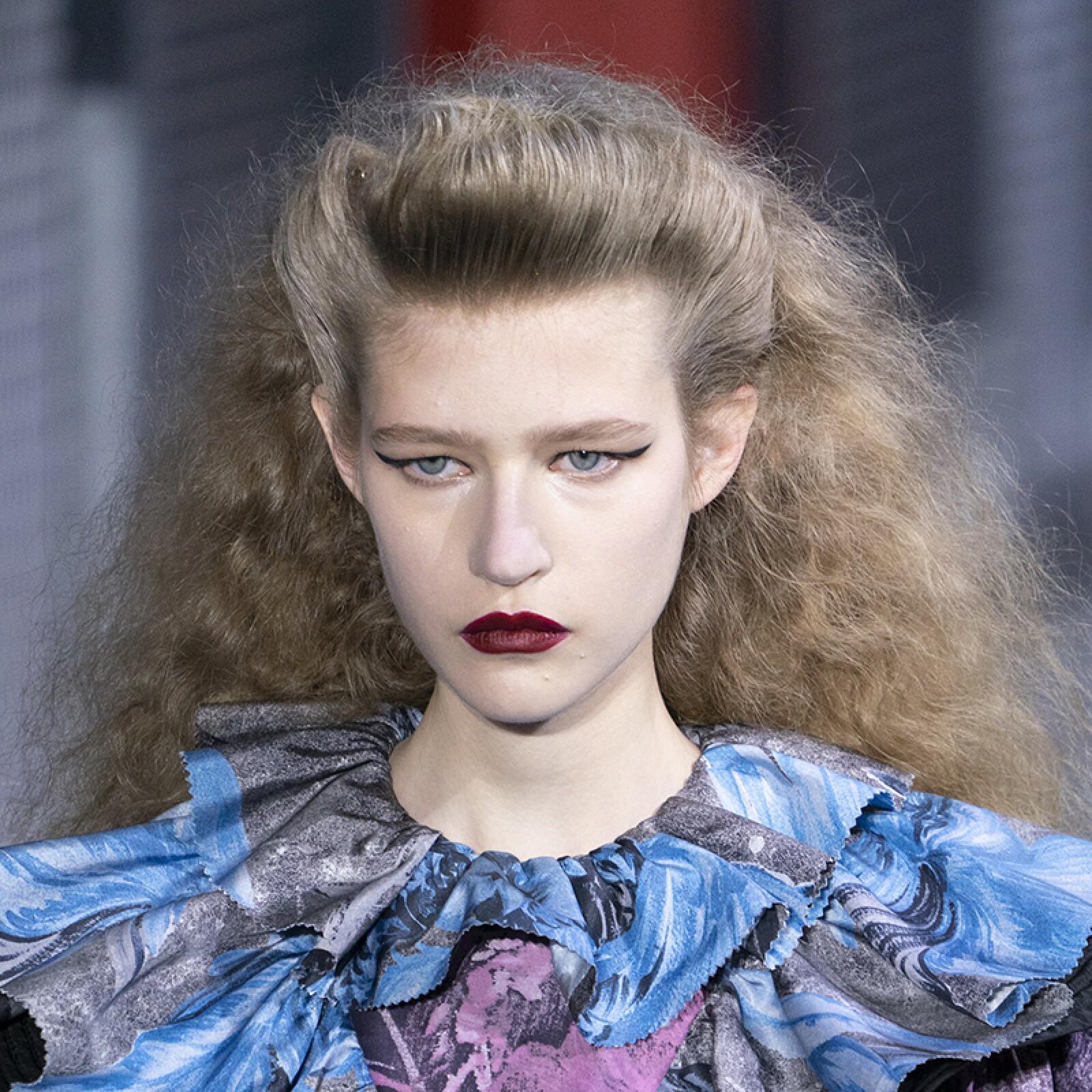 PFW-Paris-Fashion-Week-Runway-Pasarela-Beauty-Look-Belleza-Louis-Vuitton